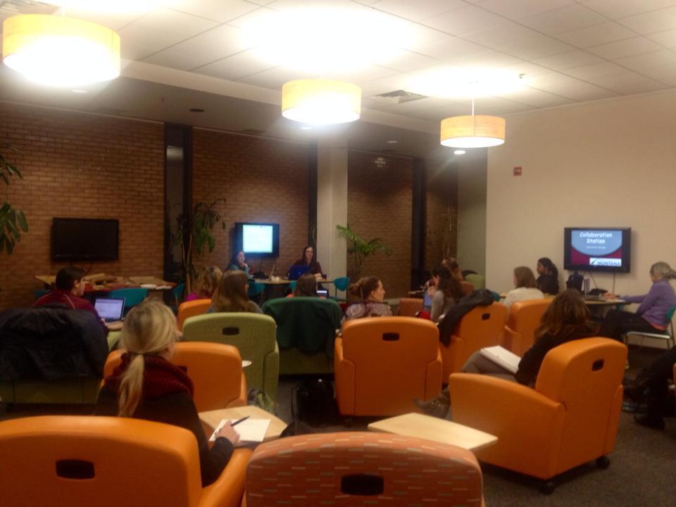 Wordpress 101 meeting